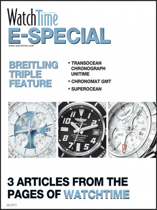 WatchTime E-Special: Breitling