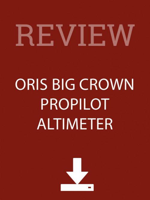 Oris Big Crown Review