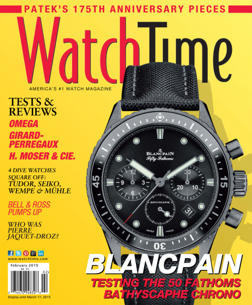 WatchTime February 2015