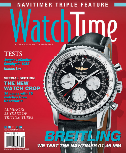 WatchTime August 2015