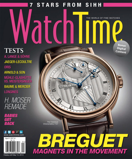 WatchTime April 2014