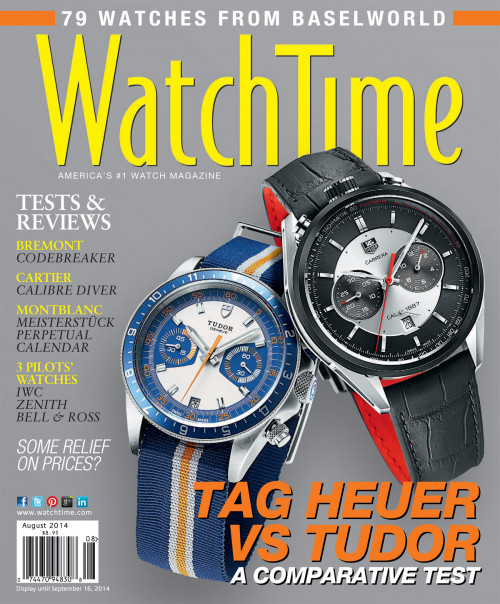WatchTime August 2014