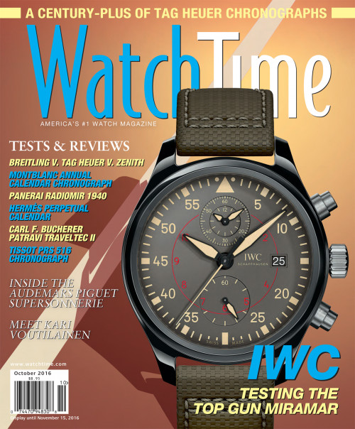 WatchTime October 2016: