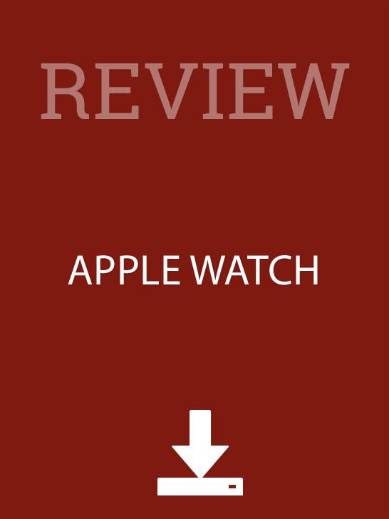 Apple Watch Test