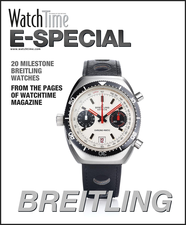 Breitling Milestones