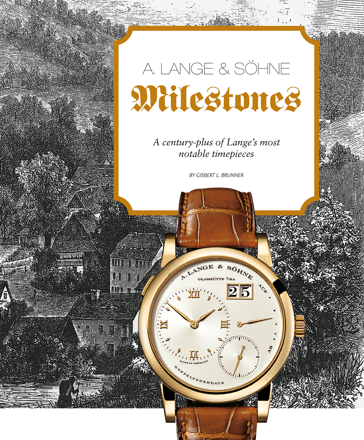 Lange & Söhne watches