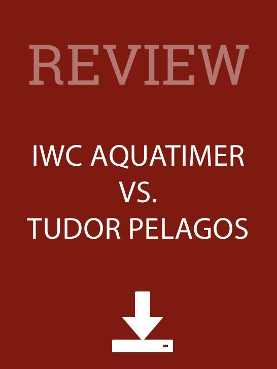 IWC vs. Tudor