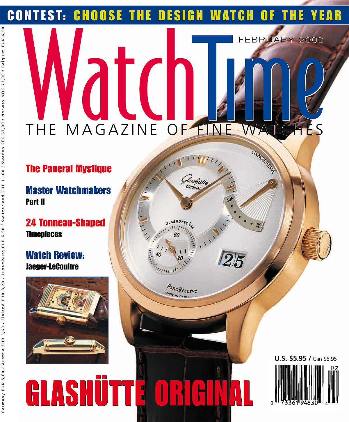 WatchTime February 2003