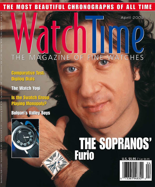 WatchTime April 2003