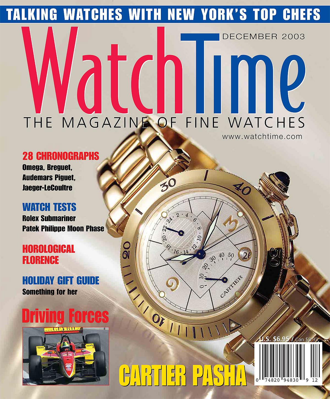 WatchTime December 2003