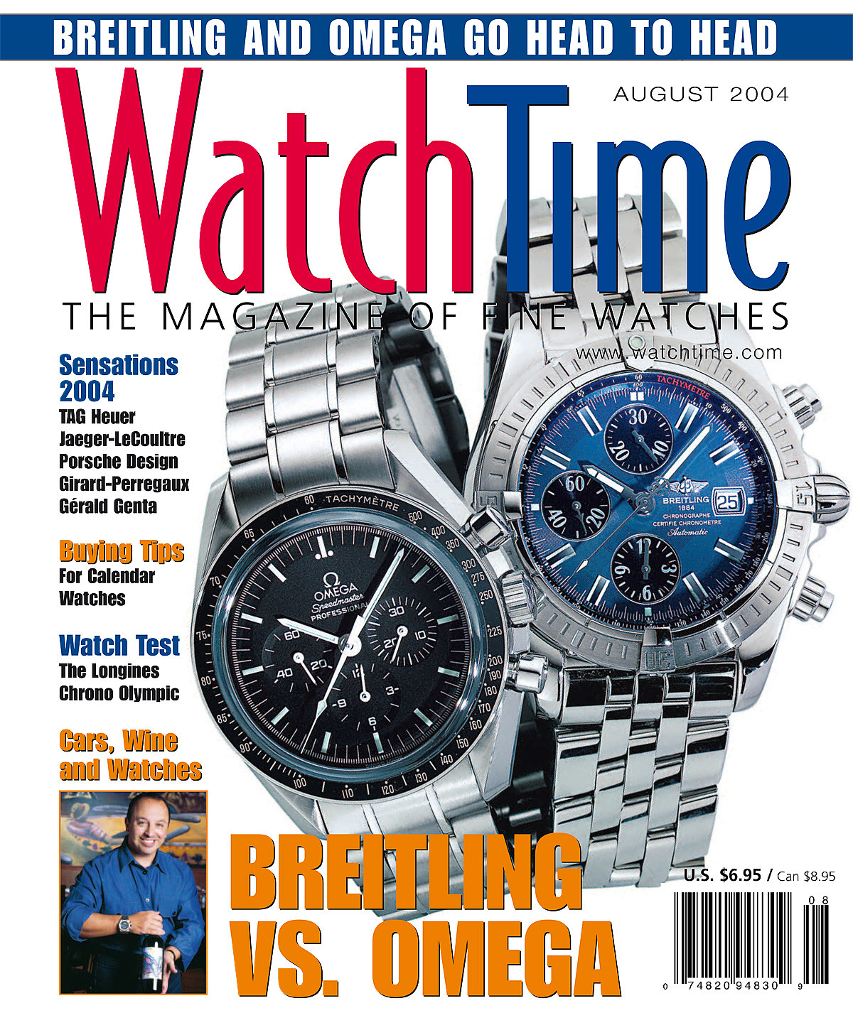 WatchTime August 2004