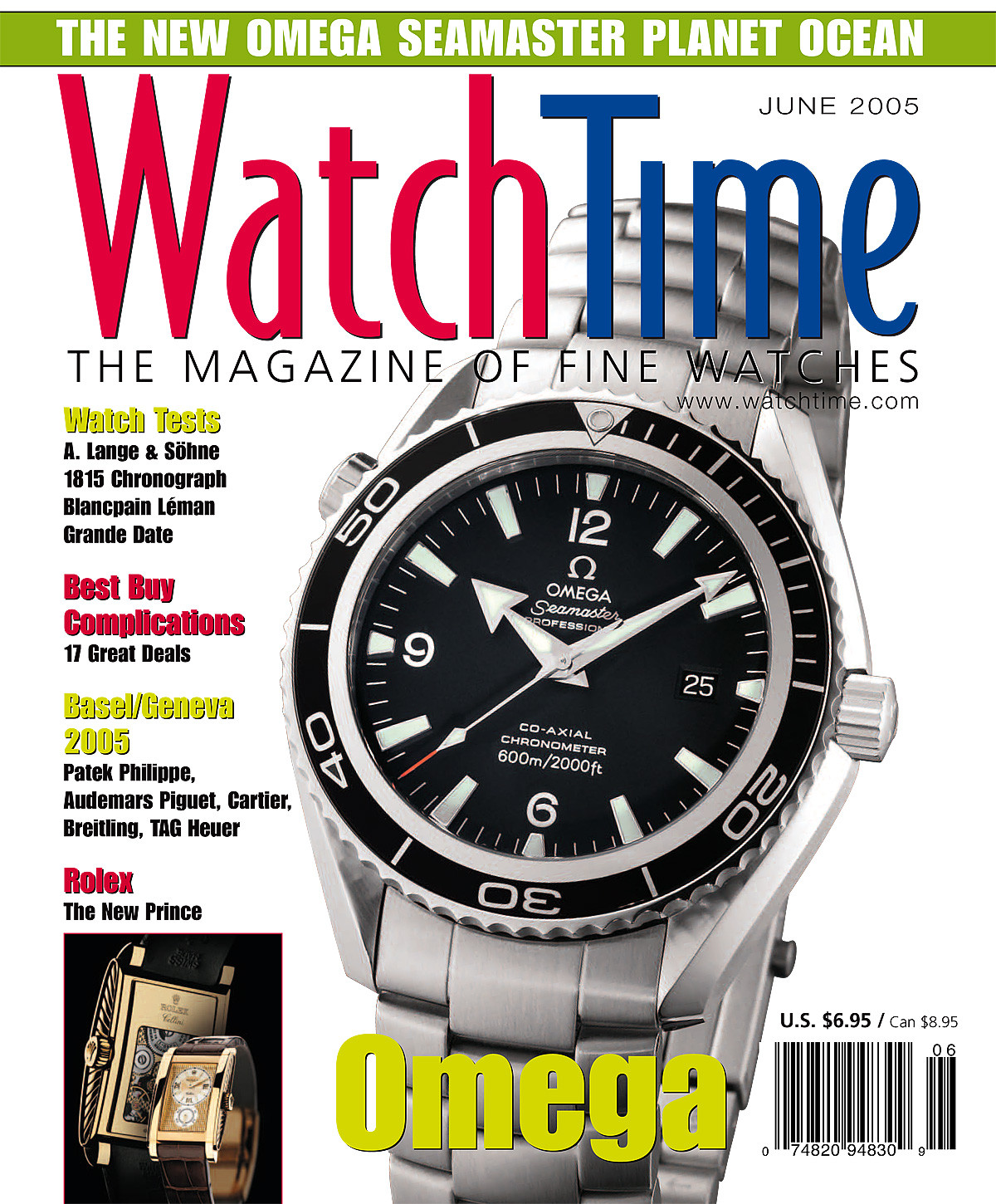 WatchTime June 2005