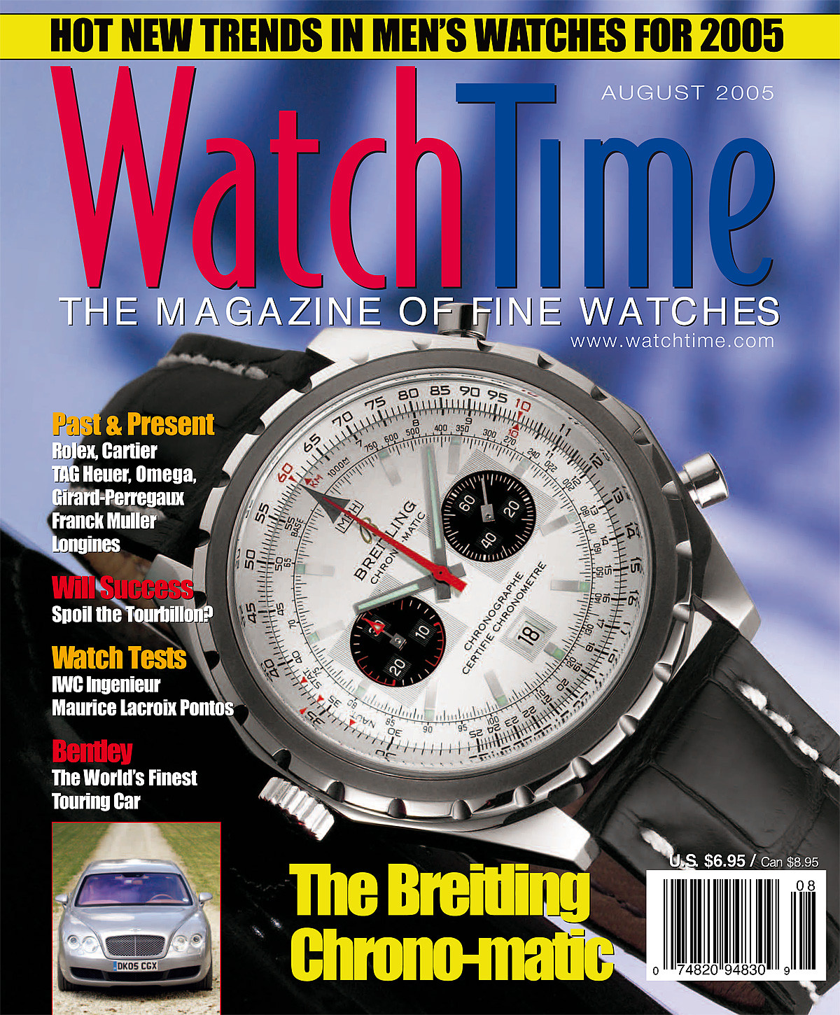 WatchTime August 2005