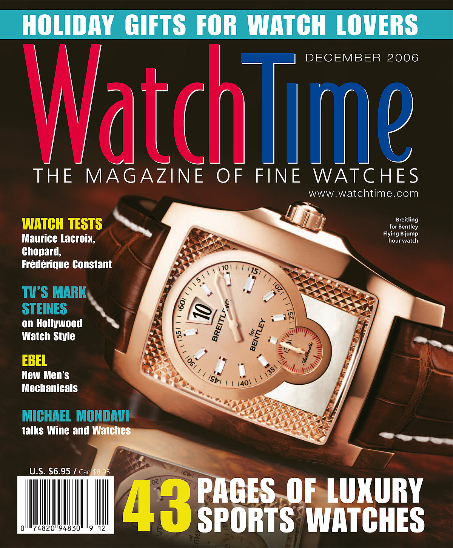 WatchTime December 2006