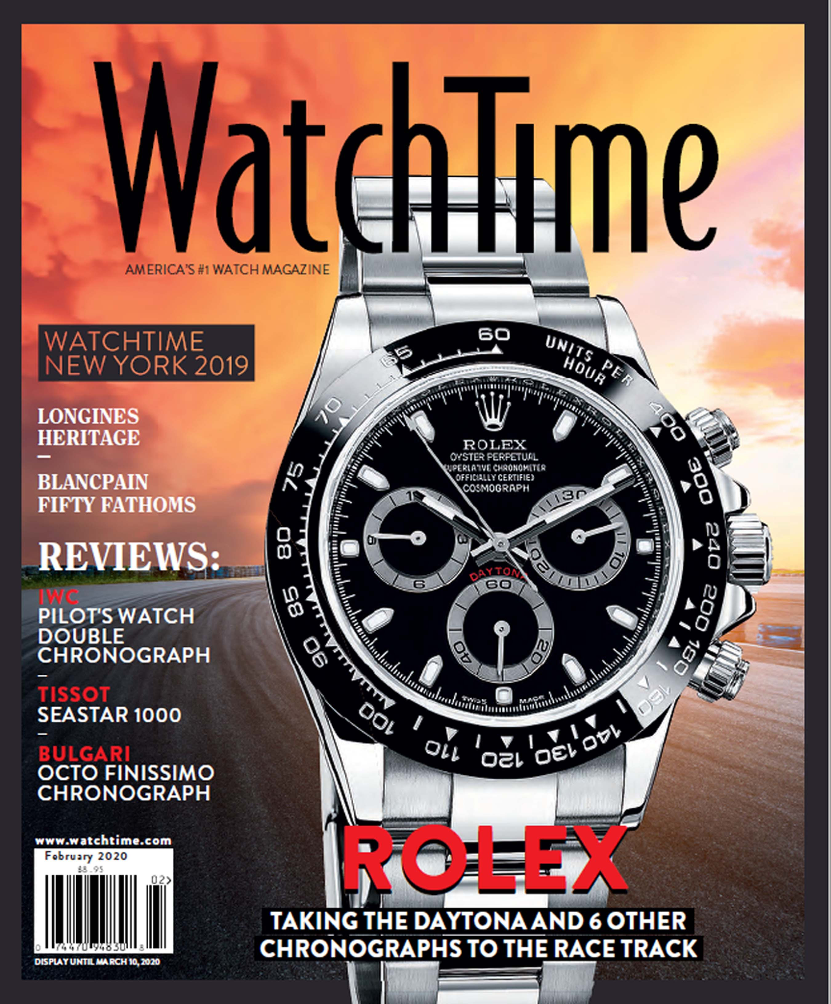 WatchTime February 2020