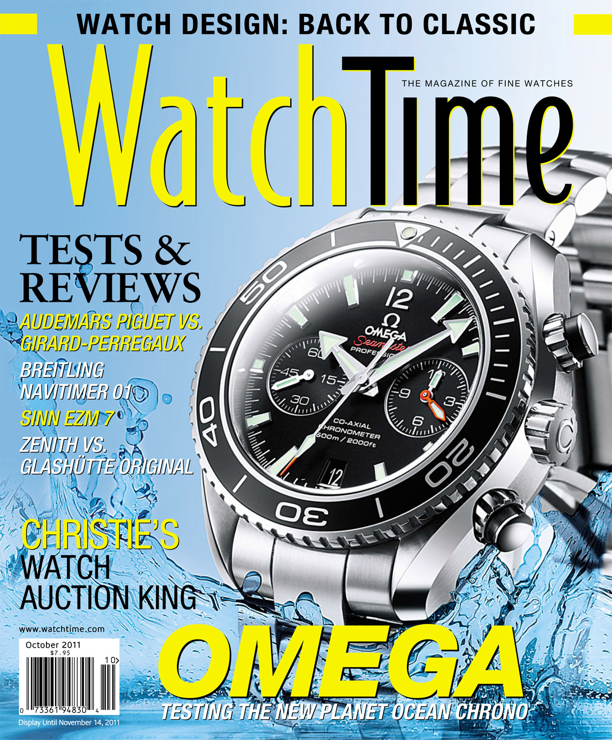 WatchTime October 2011