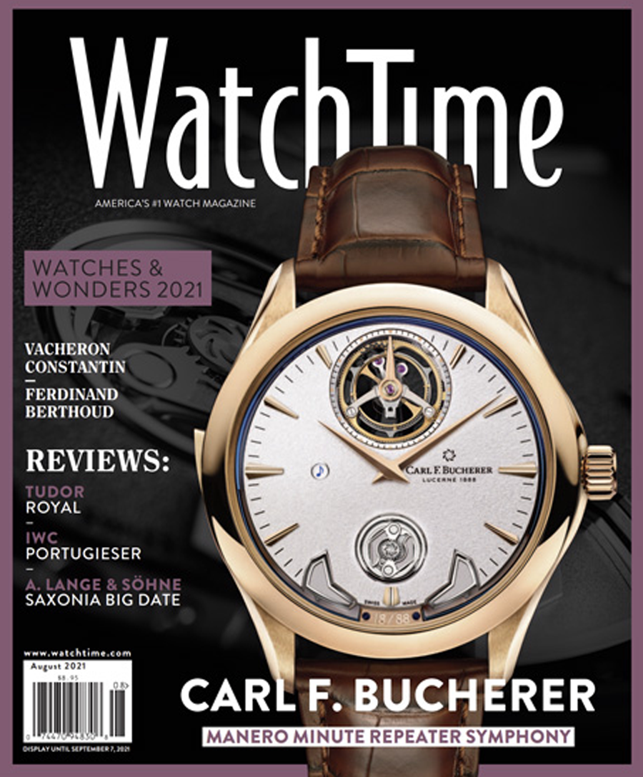 WatchTime August 2021