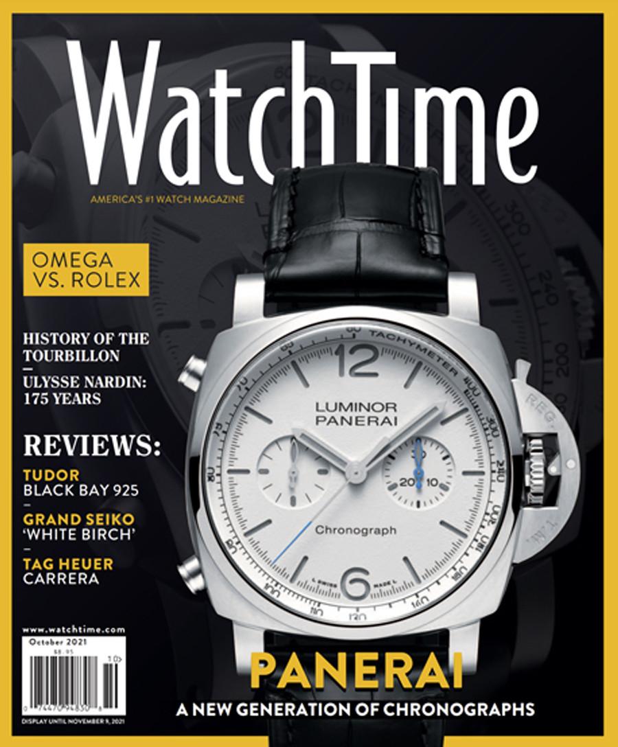 WatchTime October 2021