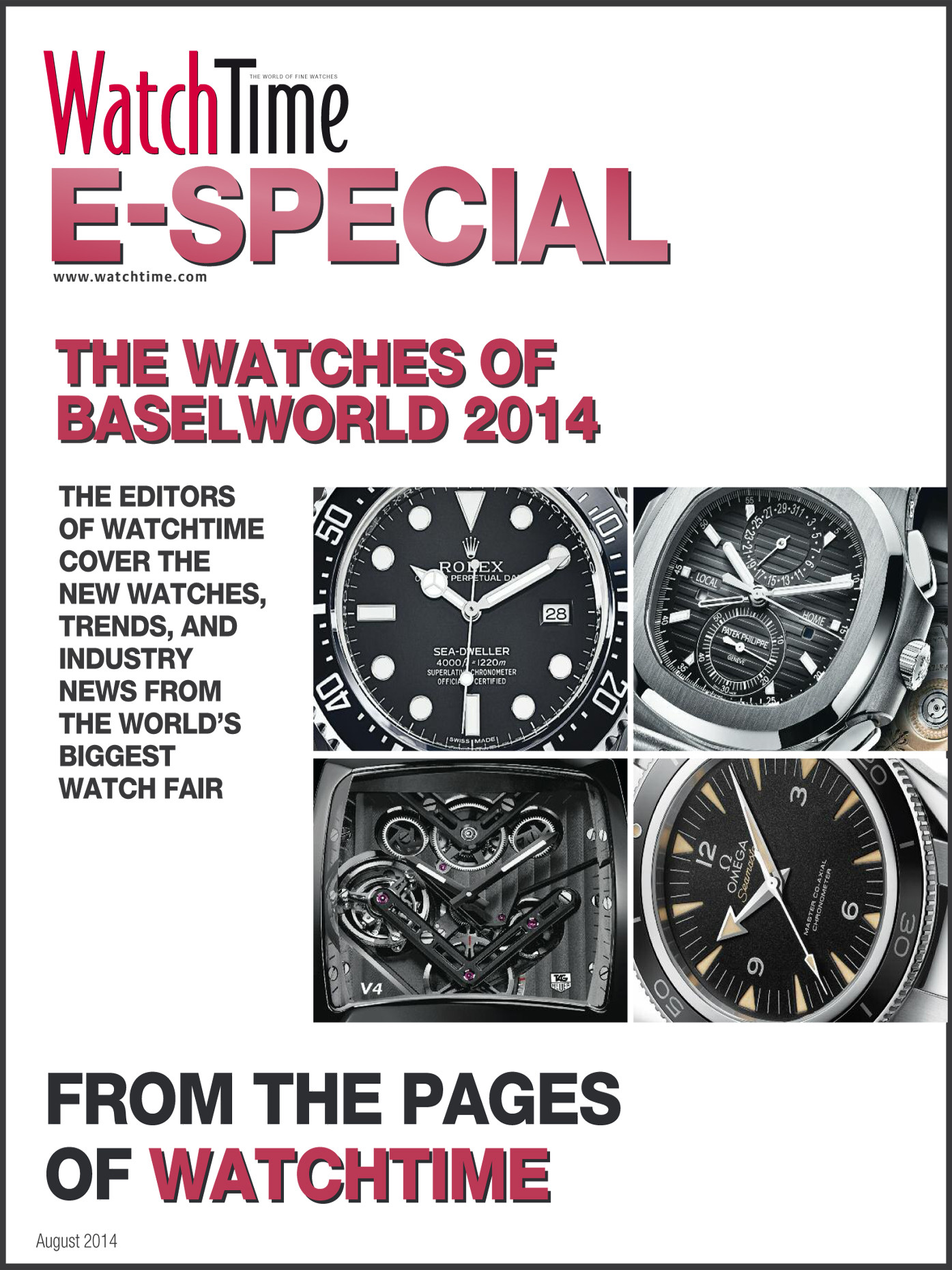 WatchTime E-Special: Baselworld 2014