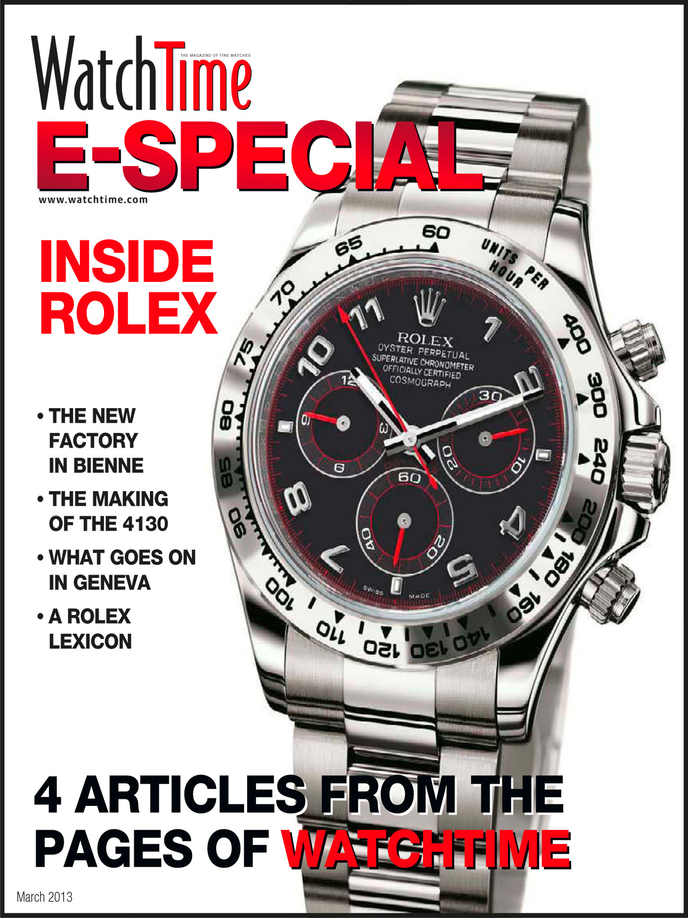 WatchTime E-Special: Rolex