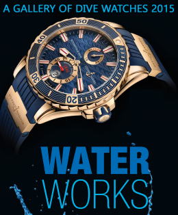 Dive Watches 2015