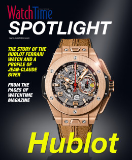 WatchTime Spotlight: Hublot