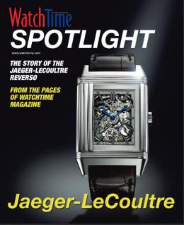 WatchTime Spotlight: Jaeger-LeCoultre