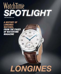 WatchTime Spotlight: Longines