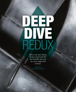 The new Rolex Sea-Dweller