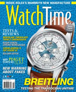 WatchTime Feb 2013