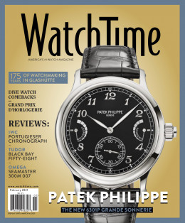 WatchTime February 2021