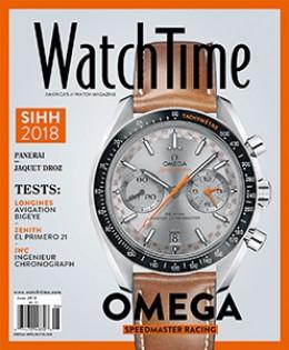 WatchTime June 2018
