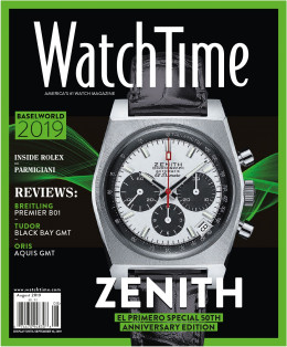 WatchTime August 2019