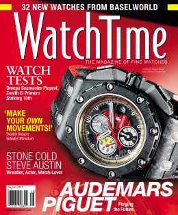 WatchTime August 2010