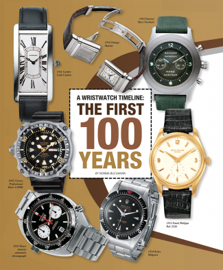 WatchTime Special: The Wristwatch Timeline