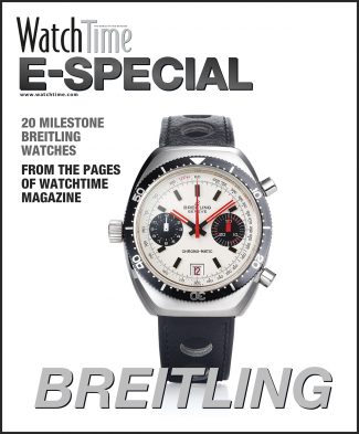 WatchTime E-Special: Breitling Milestone Watches