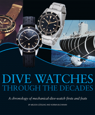 Dive Watches Through The Decades