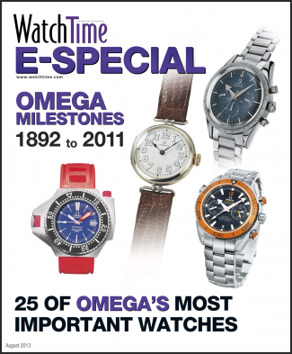 WatchTime E-Special: Omega Milestones