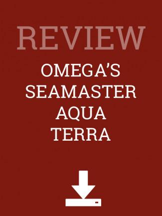 Omega's Seamaster
