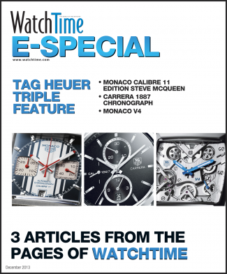 WatchTime E-Special: TAG Heuer Triple Feature