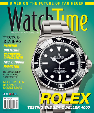 WatchTime April 2015