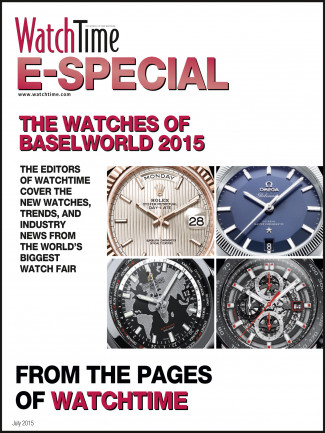 WatchTime's E-Special: Baselworld 2015