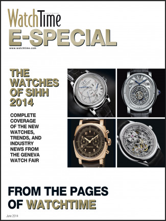 WatchTime E-Special: SIHH 2014