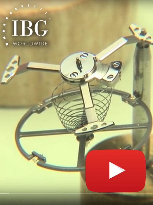 Breguet: Assembly of a tourbillon