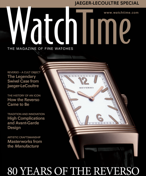 Jaeger-LeCoultre Special