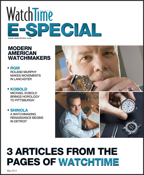 Modern American Watchmakers