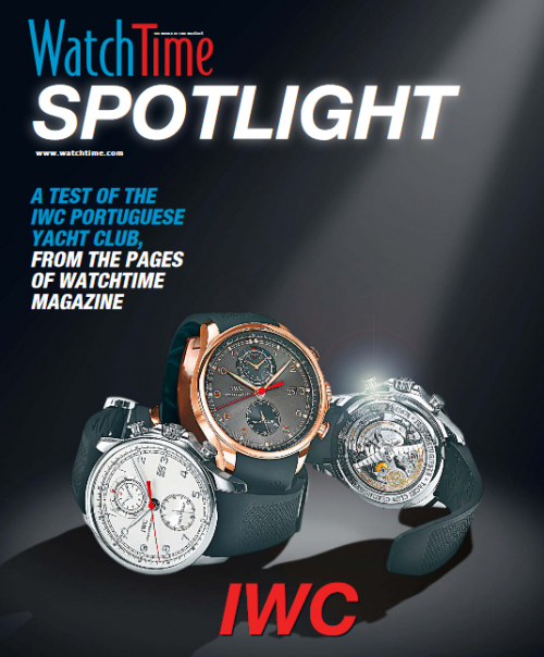 WatchTime Spotlight: IWC