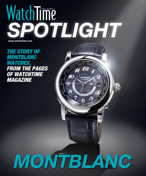 WatchTime Spotlight: Montblanc
