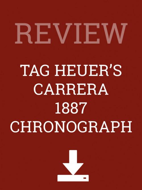 TAG Heuer Carrera