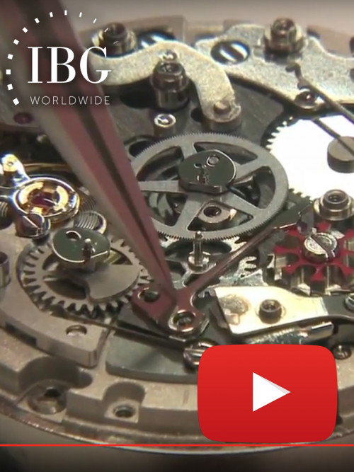 TAG Heuer: Assembly of a movement